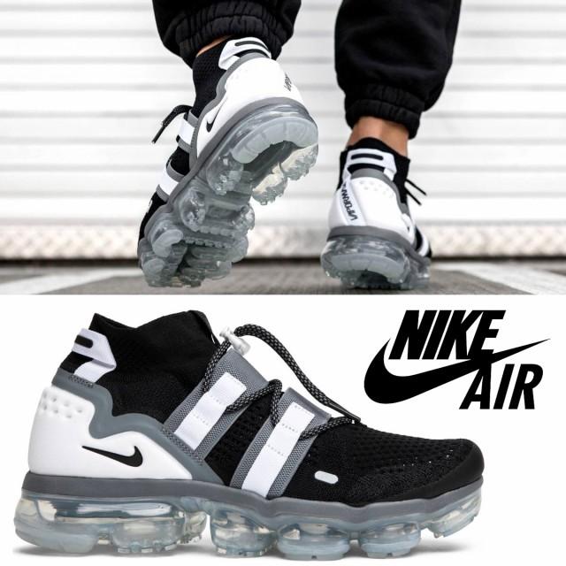 size 40 32553 5e66c 送料無料!!【2】NIKE ナイキ Nike AIR VaporMax FK Utility ブラック スニーカー[AH6834-003]
