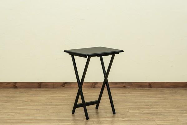 フォールディングテーブル IS-01 ブラック(BK)...