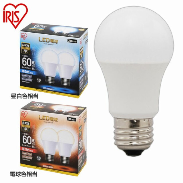 LED電球 E26 広配光タイプ 60W形相当 LDA7N-G-6T...