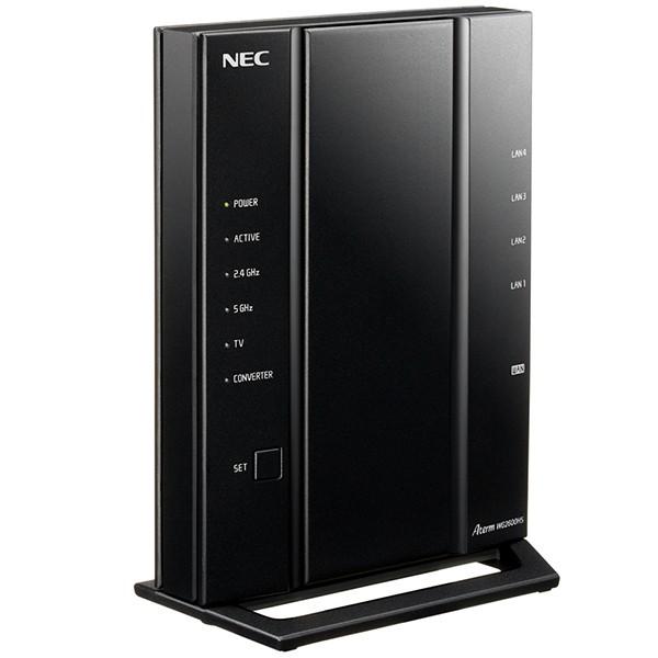 NEC PA-WG2600HS Aterm [無線LANルータ 親機単体...