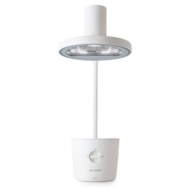 BALMUDA L01A-WH ホワイト The Light [LEDデスク...