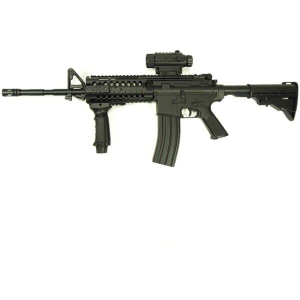 SIS D90F [電動エアガン(ベルギーFN社 P90モデル)...