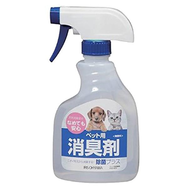アイリスオーヤマ PSS-400 ペット用消臭剤 400ml