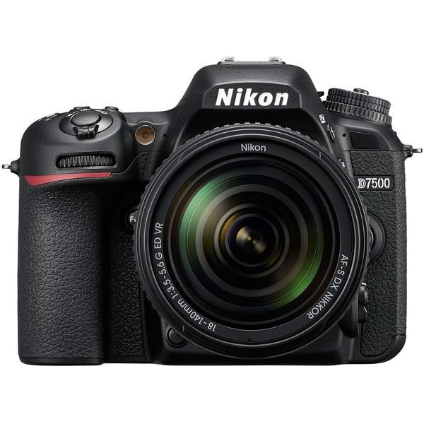 Nikon D7500 18-140 VR レンズキット ブラック [...