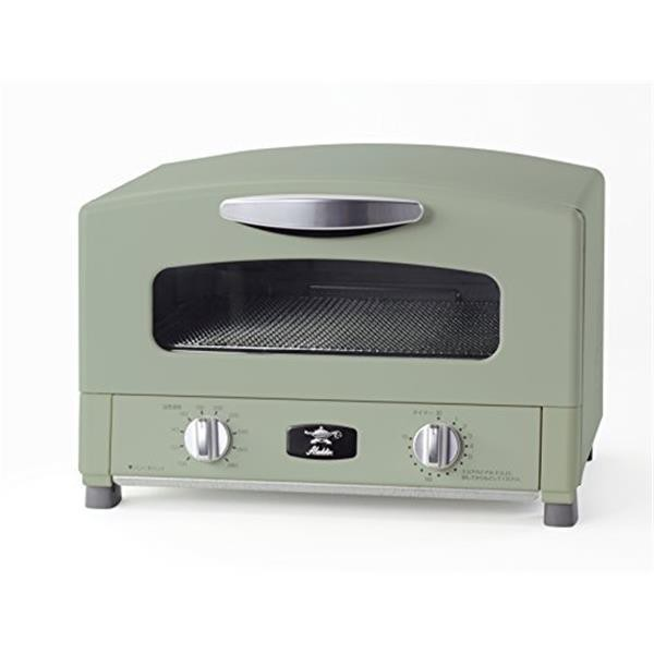 アラジン グリル&トースター CAT-G13A(G) アラジングリーン [グラファイト グリル&トースター]【あす着】