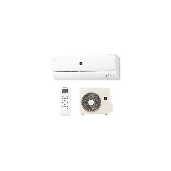 SHARP AC-258FT-W FTシリーズ [エアコン(主に8畳用)]【あす着】