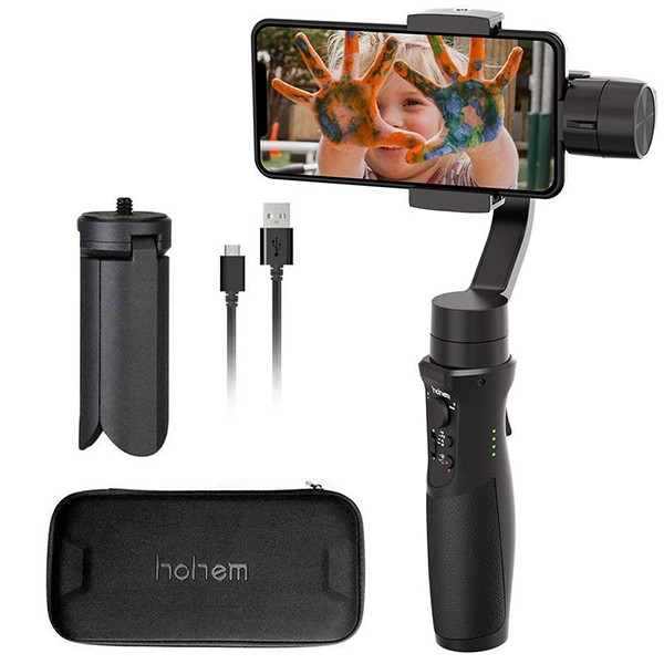 Hohem iSteady Mobile+ [スマホ用 3軸ジンバル ス...