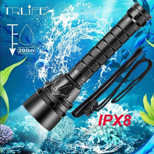 40000 ルーメンプロフェッショナル強力 LED 防水...