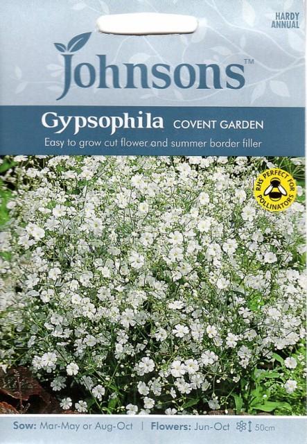 【輸入種子】Johnsons Seeds Gypsophila Covent G...