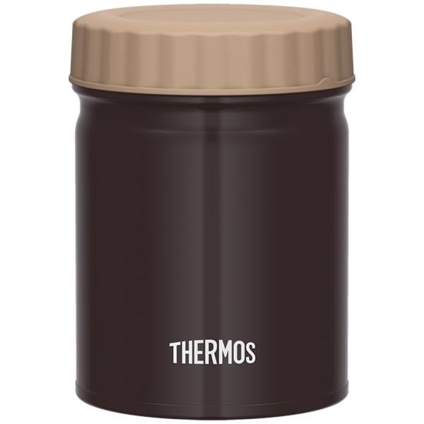 サーモス 真空断熱スープジャー 500ml ブラック(B...