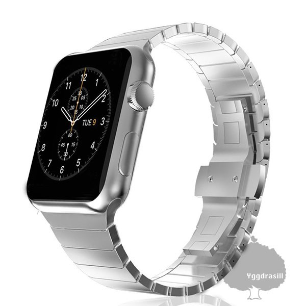 Apple Watch用 38/40mm 42/44mm ステンレス バン...