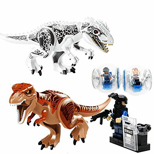 LEGO レゴ 互換 インドミナス ティラノサウルス ...