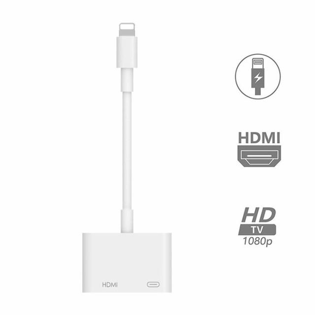 iphone Lightning ライトニング HDMI 変換ケーブ...
