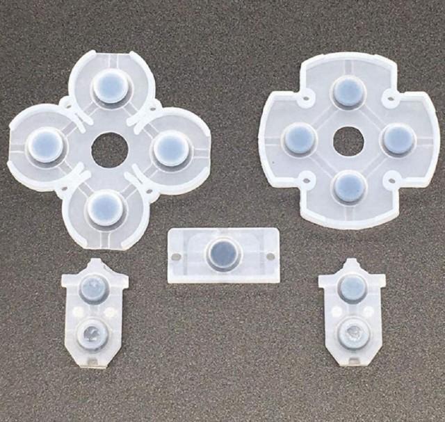 PlayStation4 PS4 コントローラー 交換用 ラバー ...