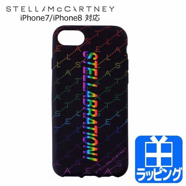 ステラマッカートニー Stella McCartney iPhone 7 8 カバー ブランド ロゴ ケース アイフォン スマートフォン ケース クリスマス プレゼ