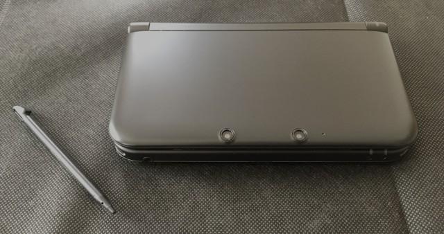 ニンテンドー3DS LL ブラック 本体 Nintendo 中古...