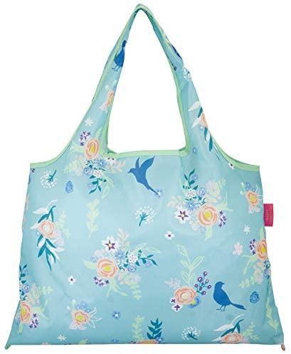 2WAYエコバッグ Bouquet&Bird DESIGNERS JAPAN ブ...