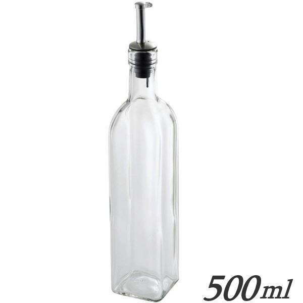 カプリ オイル&ビネガージャーL 500ml(オイルボ...