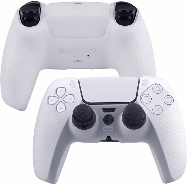PS5コントローラーカバー シリコン Playstation...