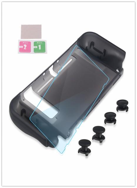 Nintendo Switch カバー 保護フィルム セット ス...