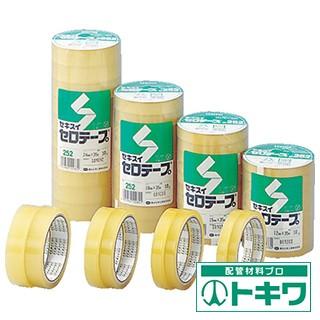 積水 セロテープ10P C252X24 ( 4711033 )