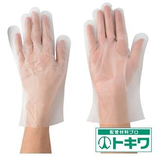 エステー NO940ポリエチレン使い切り手袋M...