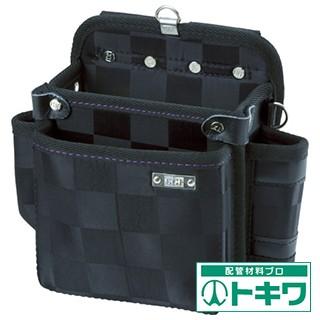 KH 龍牙シリーズ ウエストバッグ2段ポケット...