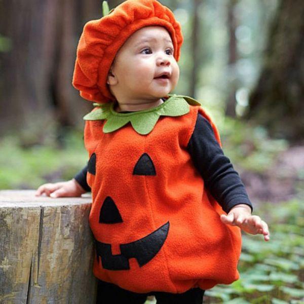 ベビー服 赤ちゃん パンプキン かぼちゃ 着ぐるみ...