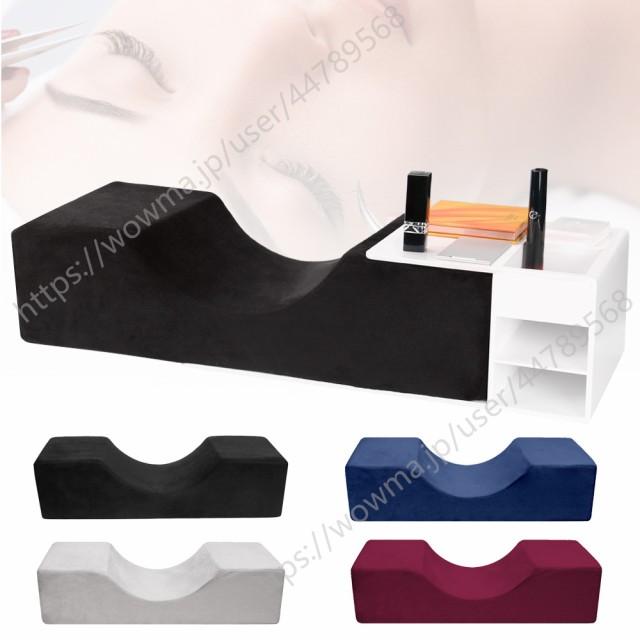 ラッシュエクステンション枕用の美容院枕、快適な...