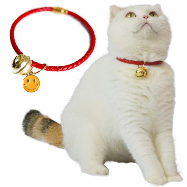 猫 首輪 鈴付き 猫の首輪 子犬 ペット用品 安全 ...