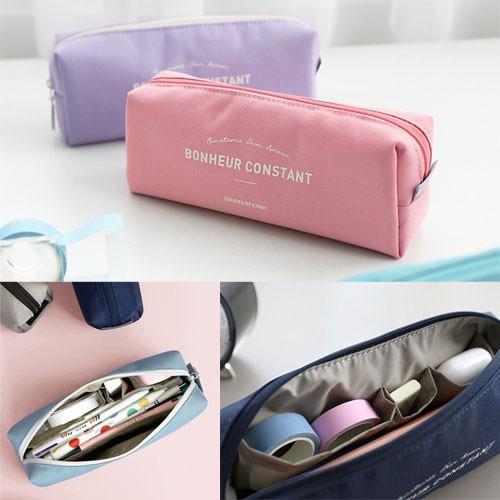 ICONIC Neat Pen Case  6色 - ペンケース 韓国 ペ...
