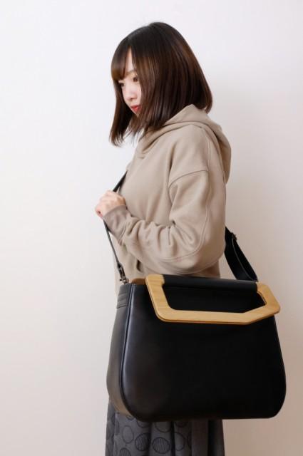 yuruku (ユルク) | Metry Bag M (black) | バッグ...