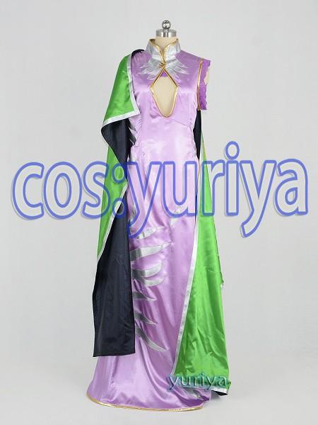 恋姫無双 黄忠(紫苑)★コスプレ衣装