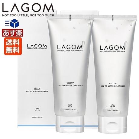 【2本セット】LAGOM ラゴム ジェルトゥウォーター...