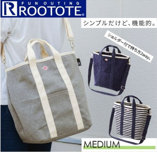 Rootote ルートート トートバッグ 通販 トートバ...