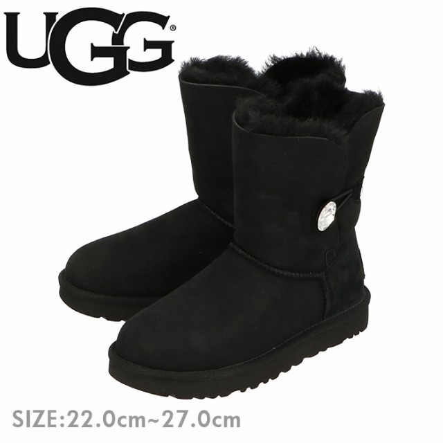ugg ブーツ 通販 BAILEY BUTTON BLING ベイリーボ...