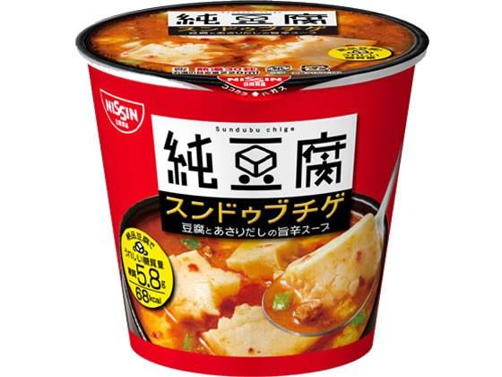 日清食品/純豆腐 スンドゥブチゲスープ 17g