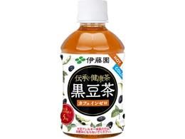 伊藤園/伝承の健康茶 黒豆茶 275ml
