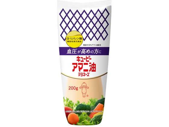 キューピー/アマニ油マヨネーズ 200g