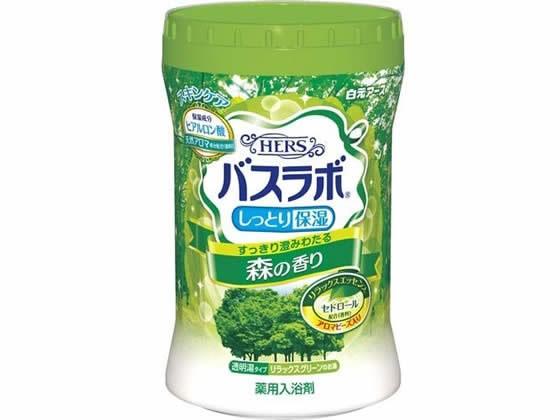 白元アース/HERS バスラボ ボトル 森の香り 680g/...