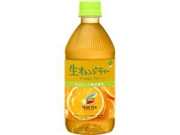 伊藤園/TEASTEA 生オレンジティー 500ml/60977