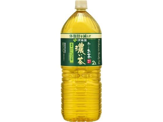 伊藤園/おーいお茶 濃い茶 2L