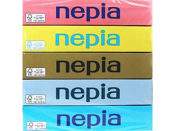 王子ネピア/ネピアティシュ 150組5個パック