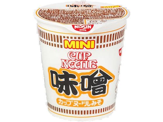 日清食品/カップヌードル味噌ミニ 42g
