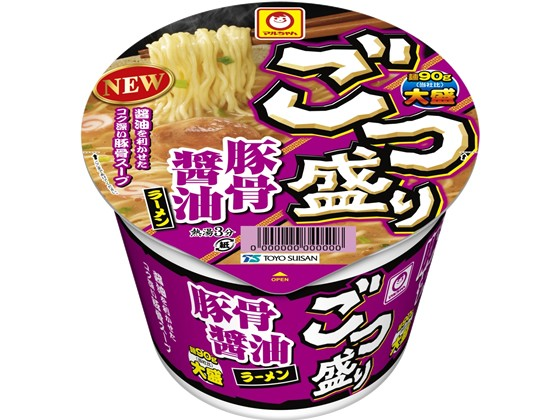 東洋水産/ごつ盛り 豚骨醤油ラーメン 122g