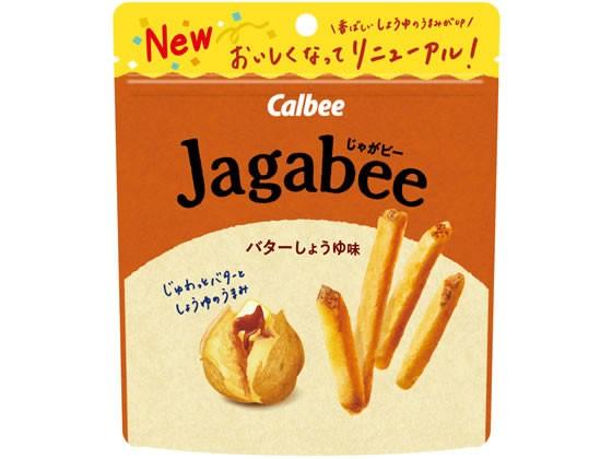 カルビー/Jagabee バターしょうゆ味 40g