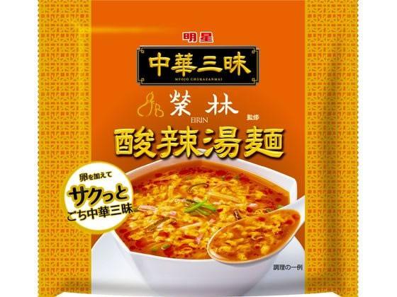 明星食品/中華三昧 赤坂榮林 酸辣湯麺 103g