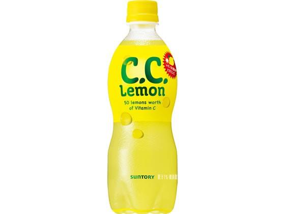サントリー/C.C.レモン 500ml