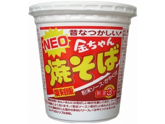 徳島製粉/NEO金ちゃん焼きそば復刻版 84g