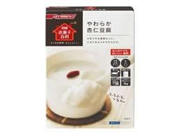 日清フーズ/お菓子百科やわらか杏仁豆腐 60g
